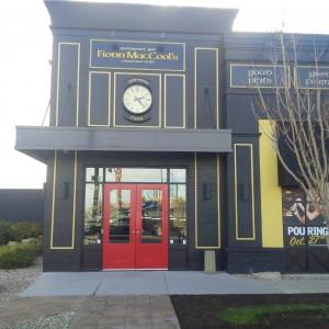 Fionn MacCool's, Franchising, Winnipeg, Manitoba, CARA, New Store, Pub, New Restaurant