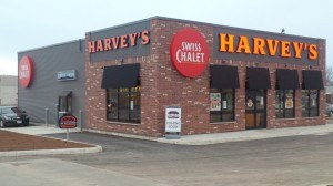 Port Elgin, Restaurant, Swiss Chalet, Harvey's, New Store
