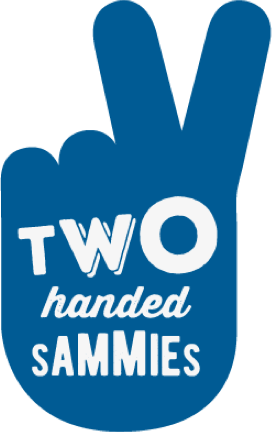 Two-handed sammies