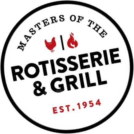 Masters of the rotisserie and grill