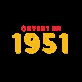 Ouvert en 1951