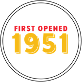 First opened in 1951